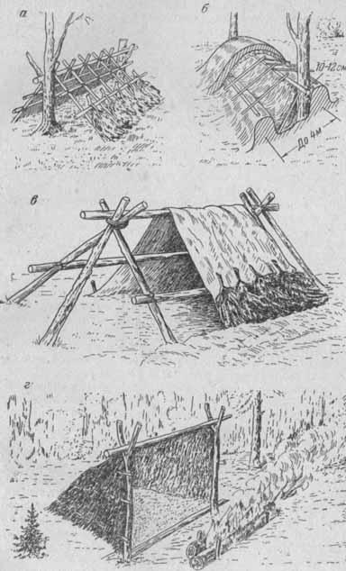 Как построить шалаш своими руками для детей на дереве